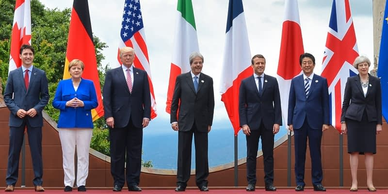 G7 Committee Pushed for Financial Inclusion Initiative