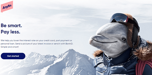 Social FinTech of the Month: 'Anyfin' – Replace Your Debt for a Better Rate