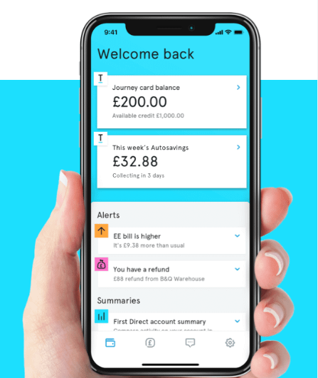 Tandem Bank Savings Features for Savetember