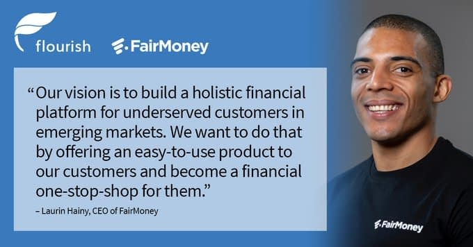 Social FinTech FairMoney Raises 10m